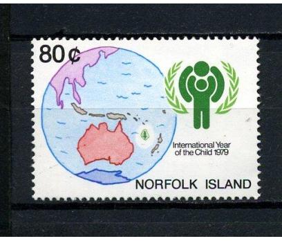 NORFOLK AD ** 1979 D.ÇOCUK YILI TAM SERİ(060715)