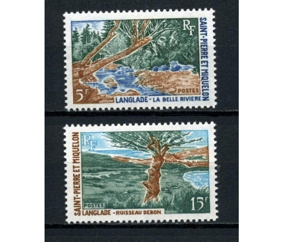 S.P.MİQUELON *  1969 ORMAN İLK 2 V.SÜPER  (120715)