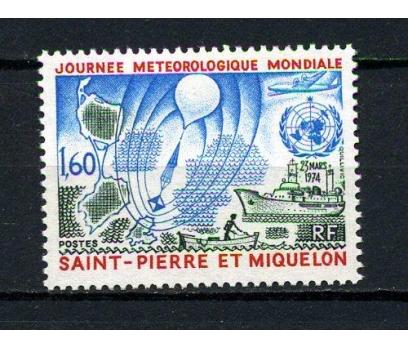 S.P.MİQUELON *  1974 D.METEOROLOJİ GÜNÜ  (120715)