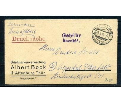 ALMANYA 1946 PULSUZ MUHABERAT SÜPER (270715)