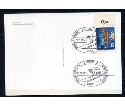 ALMANYA 1975 HATIRA KART ZOOLJİ TEMALI (260715)