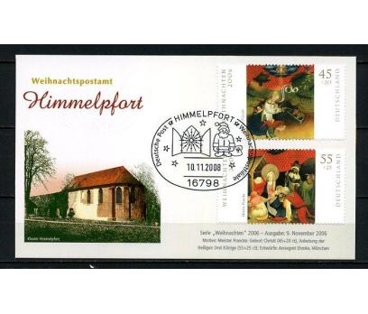 ALMANYA 2008  H.KART CHRISTMAS TEMALI (250715)