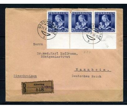 AVUSTURYA 1936 PGZ  ANNELER GÜNÜ TAAHH. (260715)