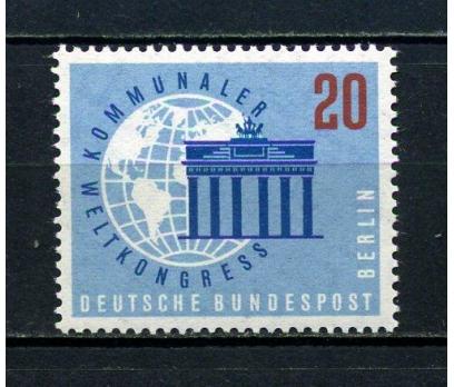BERLİN ** 1959 DÜNYA KONGRESİ TAM S.SÜPER (010815)