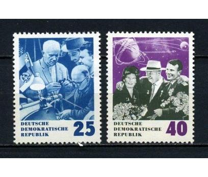 DDR ** 1964 KRUŞÇEV 70 YAŞI TAM SERİ SÜPER(170715)