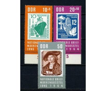 DDR ** 1964 PUL SERGİSİ TAM SERİ SÜPER (170715)