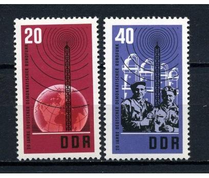 DDR ** 1965 DEMOKRASİ 20.YIL TAM SERİ (170715)