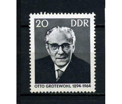 DDR ** 1965 O.GOTEWOHL 1.Ö.YILI TAM SERİ (180715)