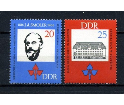 DDR ** 1966 J.ARNOST SMOLER 150.D.Y TAM S.(180715)