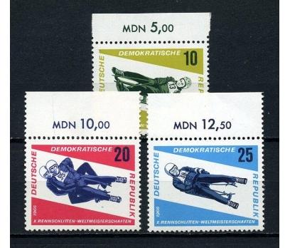 DDR ** 1966 KIŞ SPORLARI TAM SERİ (180715)