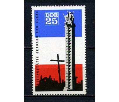 DDR  ** 1966 ULUSLARARASI ANIT TAM SERİ (180715)
