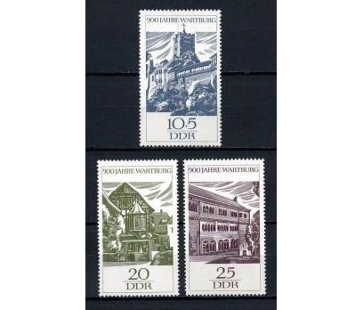 DDR  ** 1966 WARTBURG 900.YIL TAM SERİ (180715)