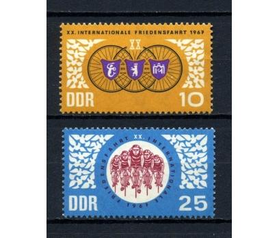 DDR ** 1967 BERLİN PRAG BARIŞ ANL TAM SERİ(180715)