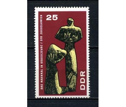DDR ** 1967 ULUSLARARASI ANIT TAM SERİ (190715)