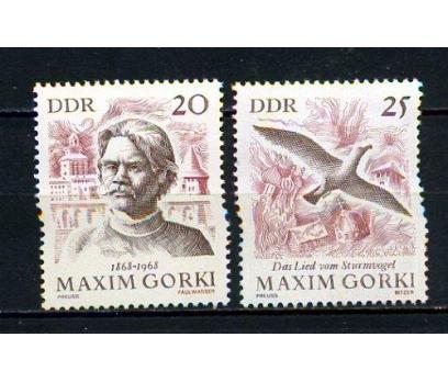 DDR ** 1968 M.GORKİ 100.D.Y.TAM SERİ (190715)