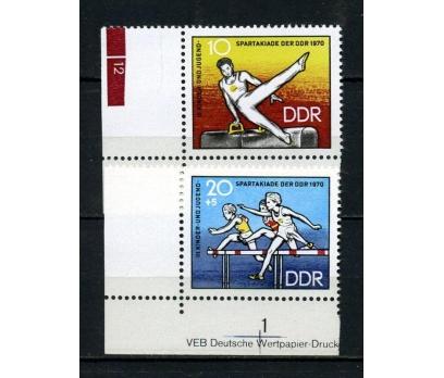 DDR ** 1970 ÇOCUK VE GENÇLİK TAM SERİ (200715)
