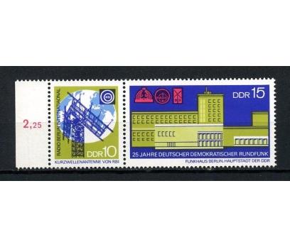 DDR ** 1970 DEMOKRATİK YAYIN 25.YIL TAM S.(200715)