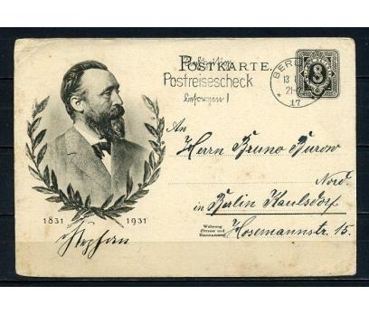 D.POST 1931 ANTİYE H.V.STEPHAN DAMGALI (280715)