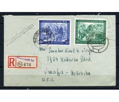 D.POST 1948 PGZ LEİPZİG FUARI TAM S.SÜPER(270715)