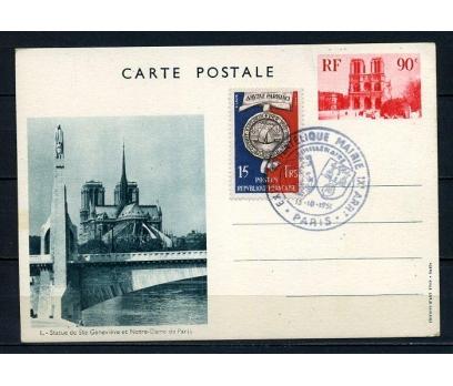 FRANSA 1951 NOTRE-DAME DE PARİS SÜPER(260715)