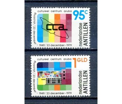 HOL.ANTİLLER ** 1979 ARUBA 30.YIL TAM SERİ(310715)