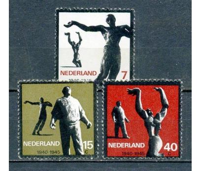 HOLLANDA ** 1965 2.DÜNYA S.DİRENİŞİ TAM S.(300715)