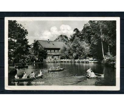 KURORT 1955'LER KARTPOSTAL GÖRÜNÜM SÜPER (260715)