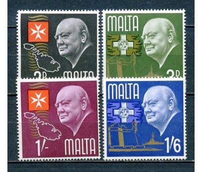 MALTA ** 1966 W.CHURCHIL 1.ÖLÜM YILI (310715)