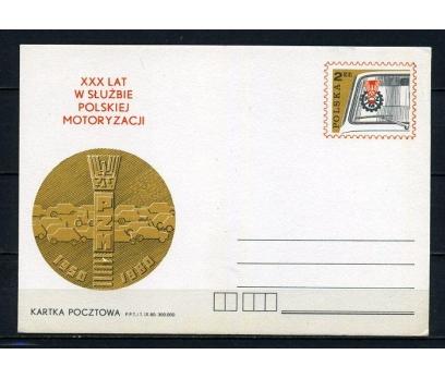 POLONYA 1980 ANTİYE TRAFİK TEMALI NÖF (260715)