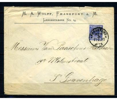 REİCH 1890 P.G.ZARF KLASİK PULLU SÜPER (280715)