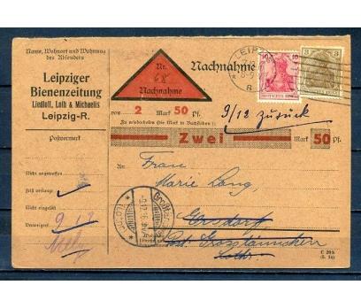 REİCH 1916  HAVALE KLASİK PULLU SÜPER (280715)