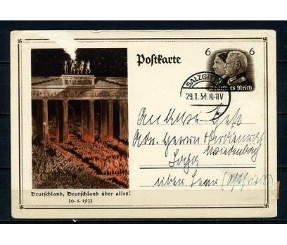 REİCH 1934 ANTİYE HITLER DAMGALI (280715)