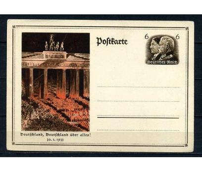 REİCH 1934 ANTİYE HITLER DAMGASIZ SÜPER (280715)