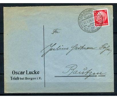 REİCH 1934 P.G.ZARF KLASİK PULLU SÜPER (280715)