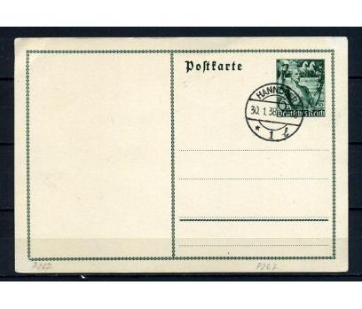 REİCH 1938 ANTİYE HİTLER İKTİDARDA DAMG. (280715)