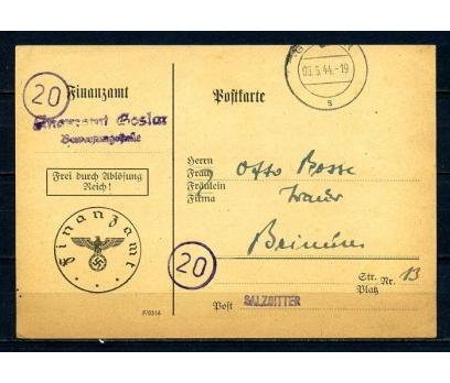 REİCH 1944 NAZİ DAMGALI ANTİYE SÜPER (280715)