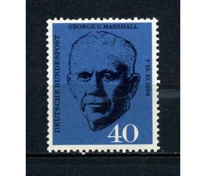 ALMANYA ** 1960 G.C.MARSHALL 1.Ö.Y.TAM S.(020815)