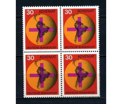 ALMANYA ** 1967 KATOLİK AÇILIMI DBL TAM S.(030815)