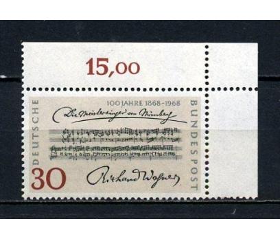 ALMANYA ** 1968 NÜRNBERG GALA 100.YIL TAM (030815)