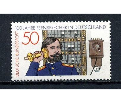 ALMANYA ** 1977 TELEFON 100.YIL TAM SERİ(040815)