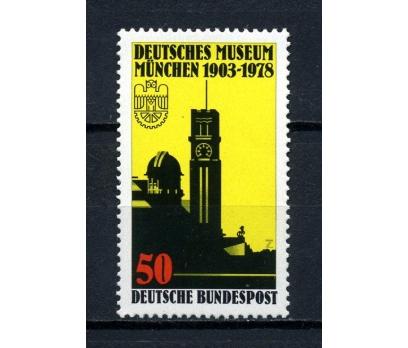 ALMANYA ** 1978 MÜZE 75.YIL TAM SERİ (040815)