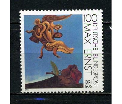 ALMANYA ** 1991 MAX ERNST 100.D.Y.TAM S.(040815)
