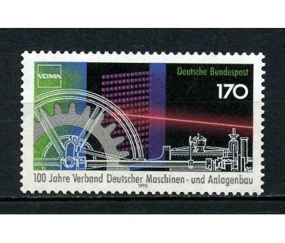 ALMANYA ** 1992 MAKİNE & BİTKİ D.100.YIL  (040815)