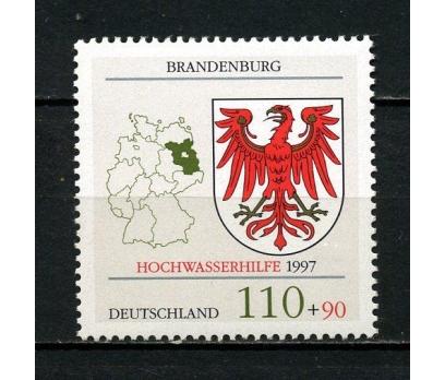 ALMANYA ** 1997 ARMA & BRANDENBURG TAM S.(050815)