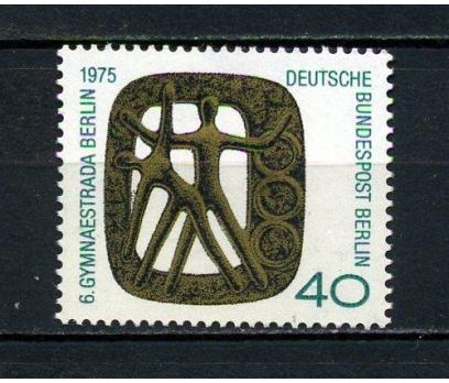 BERLİN ** 1975  JİMNASTİK OYUNL TAM SERİ  (020815)