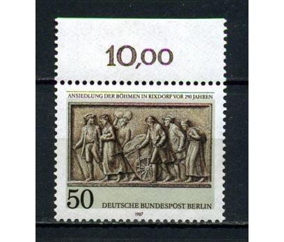 BERLİN ** 1987 SANAT TAM SERİ (020815)