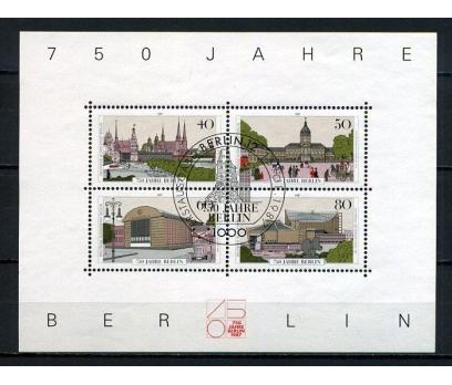 BERLİN İGD 1987  750.YIL BLOK SÜPER  (060815)