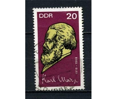 DDR DAMGALI 1968 K.MARX 150.D.Y.TEK PUL (070815)
