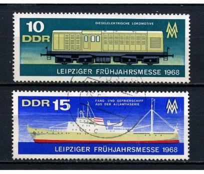 DDR DAMGALI 1968 LEİPZİG F TAM SERİ SÜPER (060815)