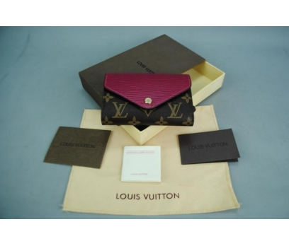 LOUIS VUITTON COMPACT WALLET MÜRDÜM 1